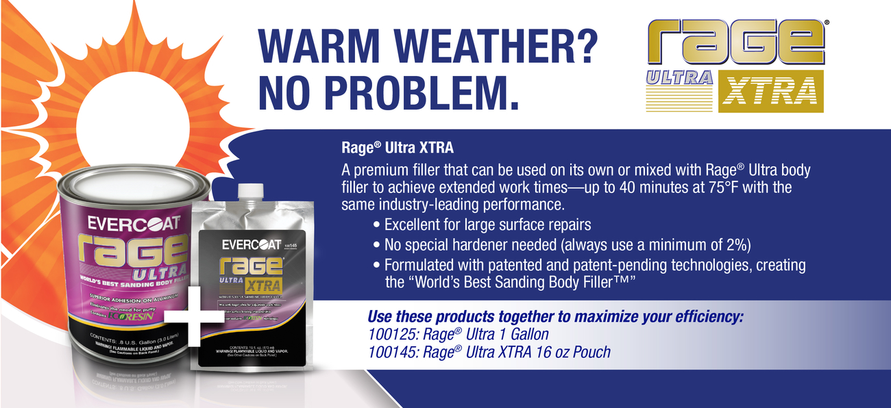 Rage Ultra Xtra - Warm Weather
